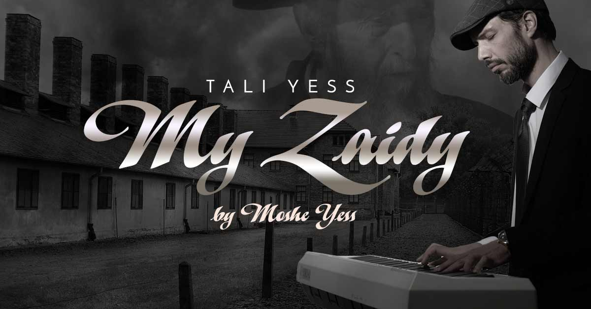 Moshe Yess - My Zaidy Cover by Tali Yess